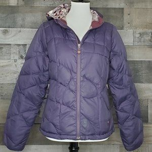 Down Quilted Coat Puffer Hooded Isis 6
